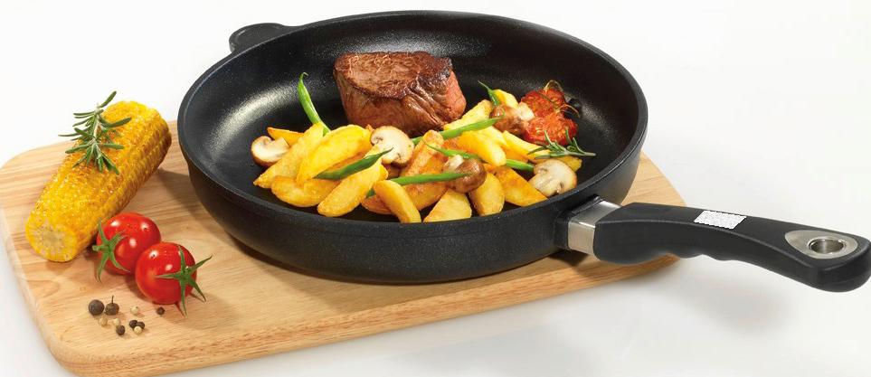 особенности сковород AMT Gastroguss