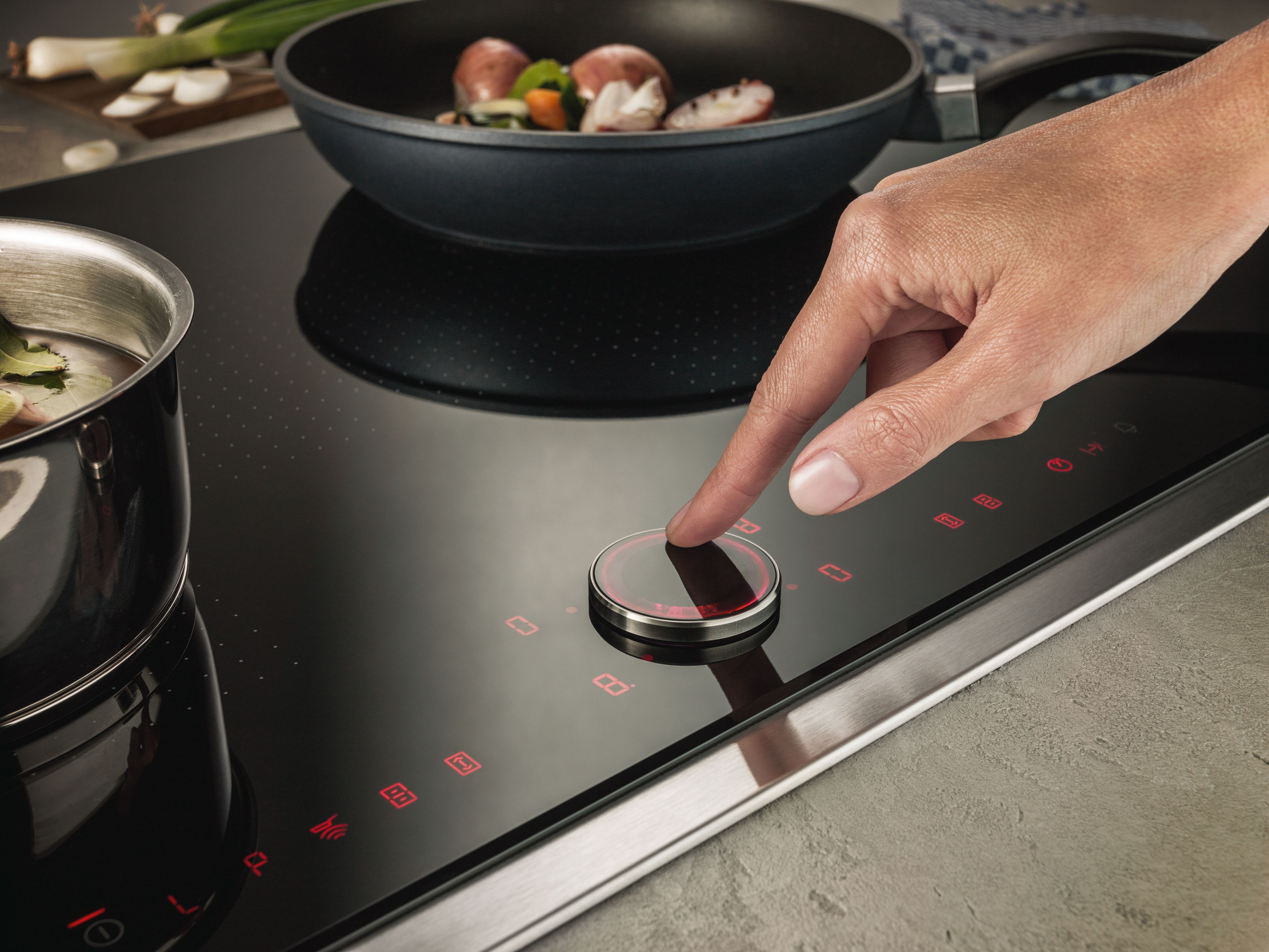 посуда для индукционной плиты фото
