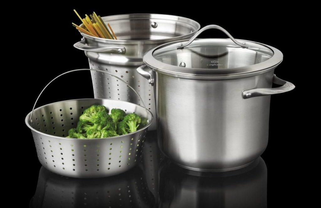 посуда для кухни из нержавеющей стали