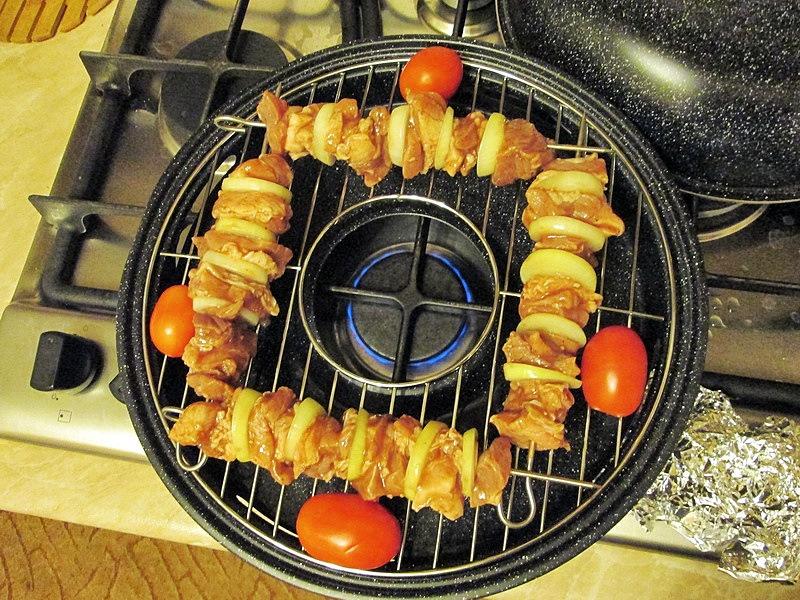 сковорода гриль газ для плиты