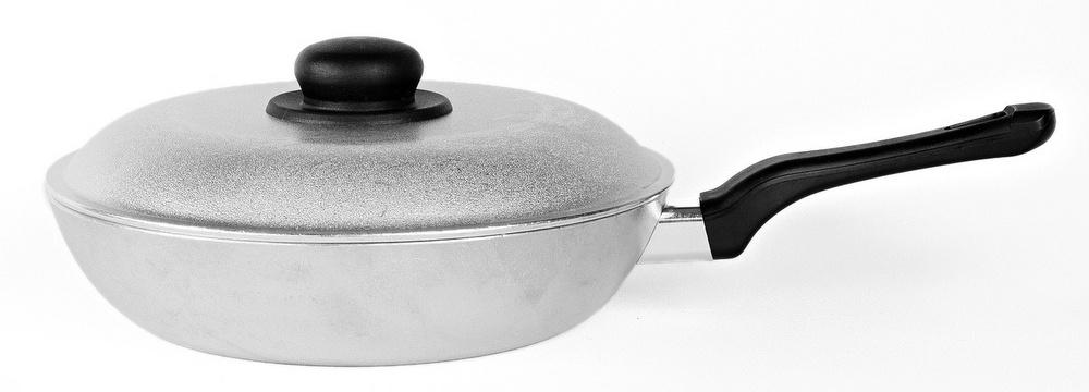 сковорода литой алюминий