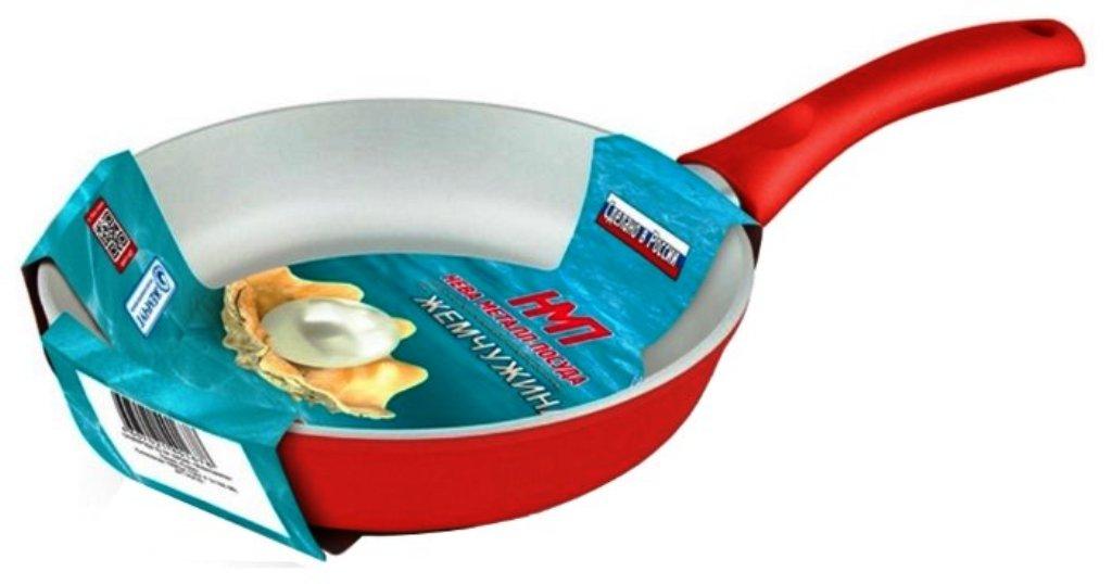 сковорода неа металл посуда жемчужина