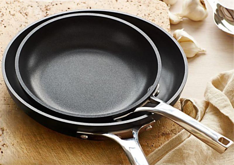 сковороды с титановым покрытием