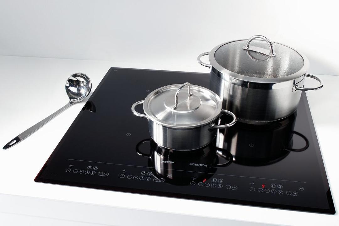 стальная индукционная посуда