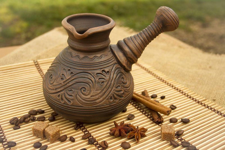турка глиняная