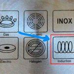 значок индукции на посуде