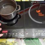 значок индукции на посуде для плит