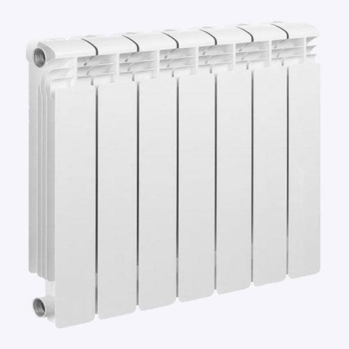 Биметаллический секционный радиатор