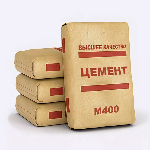 Цемент марки М300-М400