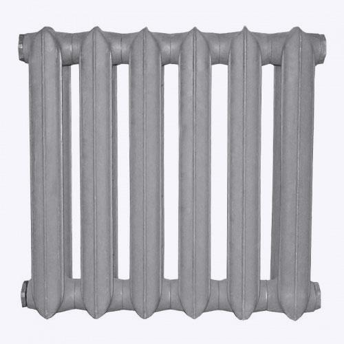 Чугунный секционный радиатор
