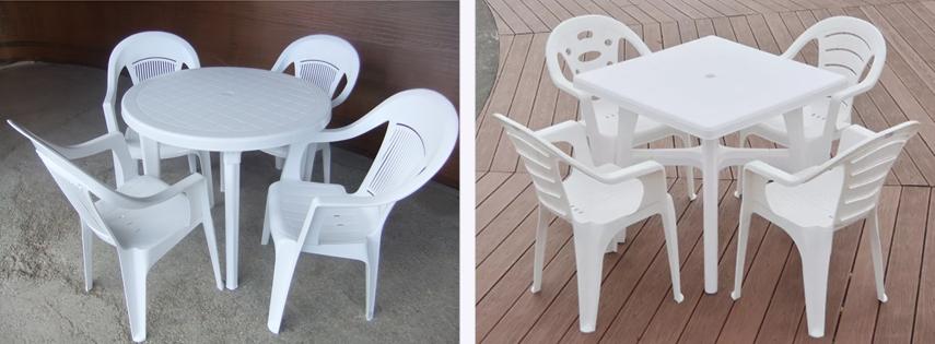 Пластиковые ломберные столы