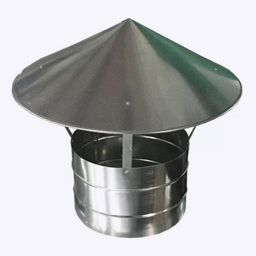 Заслонка для дымохода (зонт)