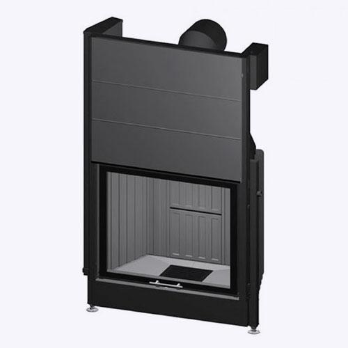 <p><b>Топливник</b><p> Это каменная или стальная ниша, в которой разводят огонь. Топки бывают открытого или закрытого типа (со стеклом, дверцей).