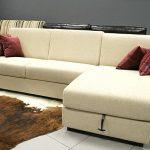 Угловой диван-кровать с механизмом дельфин