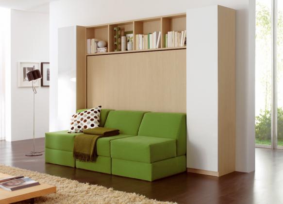 Кровать-диван-шкаф «Июлия»