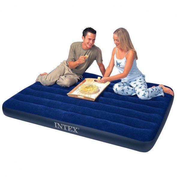 Надувные кровати Intex для двоих
