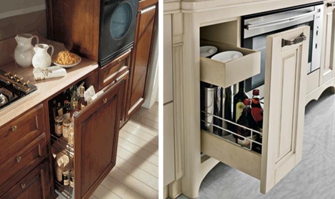 Угловые ящики для кухни своими руками 385