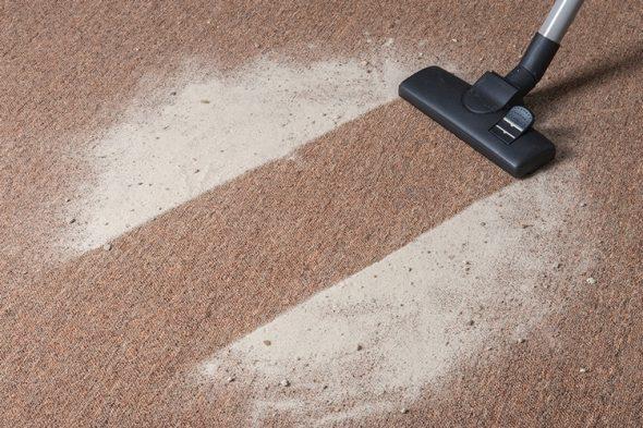 Чем почистить ковролин в домашних условиях содой 445