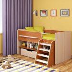 Кровать для детей идеальная