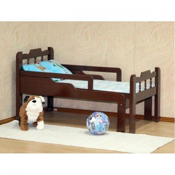 Детская кровать раздвижная в интерьере