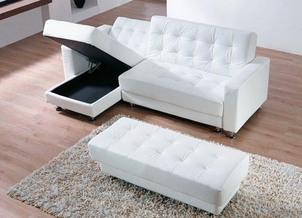 диван еврокнижка раскладной с бельевым ящиком