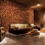 дизайнерская мебель из дерева