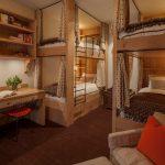 двухъярусная кровать две двойные