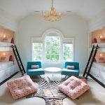 двухъярусная кровать две напротив
