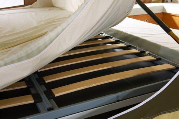 Основание ортопедической кровати