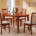 как правильно выбрать стол и стулья для дома