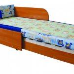 Каркас детской раздвижной кровати