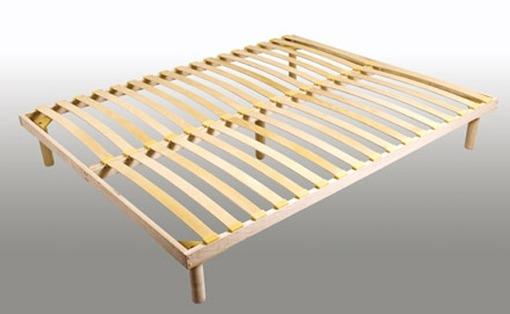 Классические ламели для основания кровати