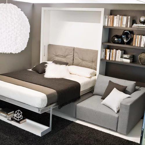 Компактный трансформер для спальни