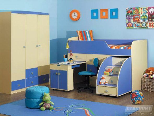 Комплект детской комнаты