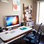 кресло компьютерное черное дома