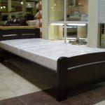 полутороспальная кровать 120 на 200