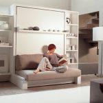 кровать-диван для отдыха