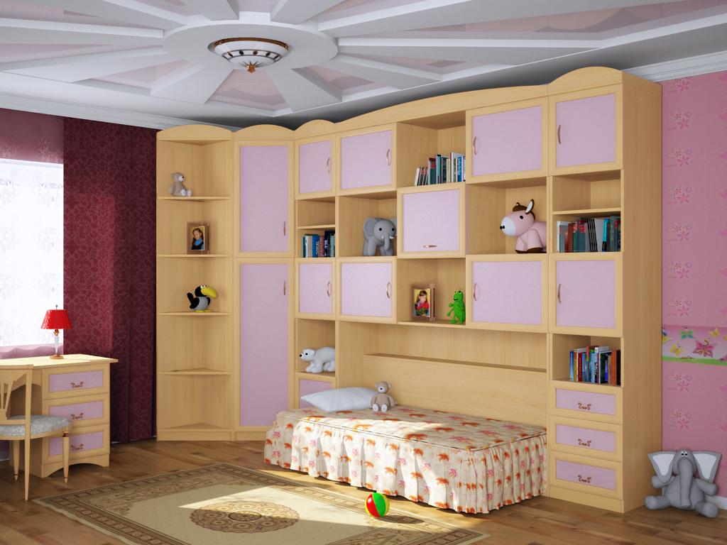 Выбираем детскую откидную кровать: виды кроватей, фото идеи..