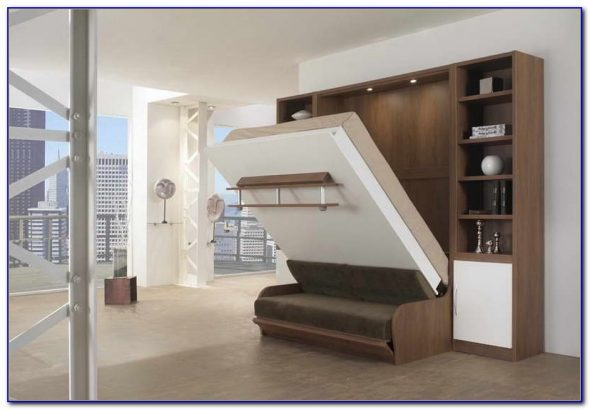 Кровать в шкафу - Мебель трансформер