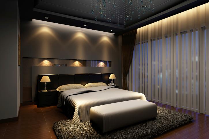 Дизайн спален 2017
