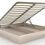 Ламели в основание подъемного механизма кровати