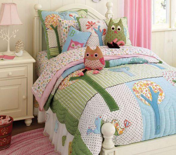 Лучшая идея лоскутного одеяла