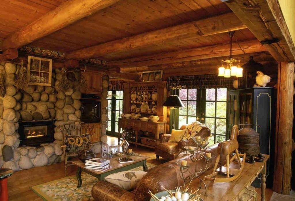Фото идеи деревенского дома