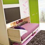 детская со спальным местом-трансформером