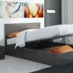 подъемная кровать с нижним хранилищем вещей