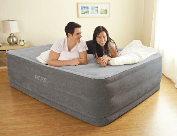 Очень удобная кровать