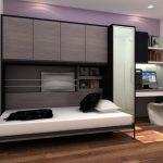 дополнительное спальное место в гостиной