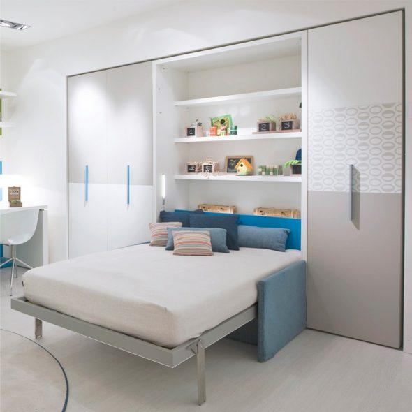 Кровать-трансформер для спальни