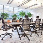 офисные кресла с механизмом качания