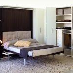 стильная кровать-трансформер